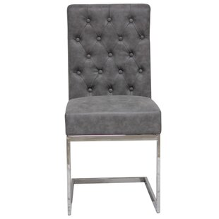 Cambell Modern Tufted Side Chair by Williston Forge #1