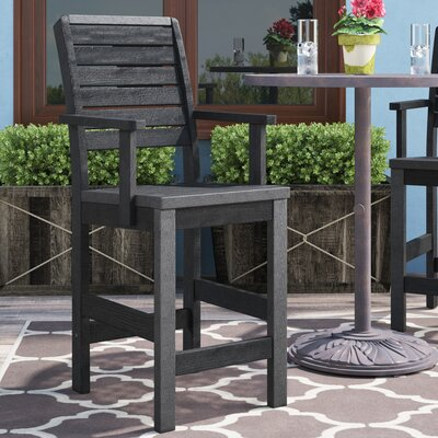 Plastic Amp Acrylic Patio Bar Stools You Ll Love In 2019