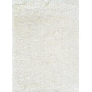 Houser White Area Rug ByUnion Rustic