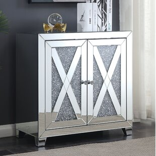Marlow 2 Door Accent Cabinet by Everly Quinn