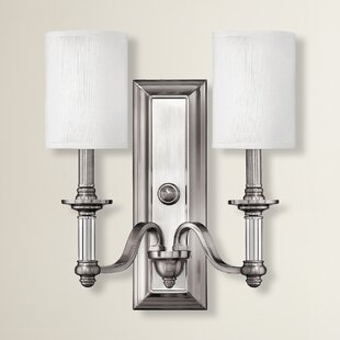 Big Save Sussex 2-Light Armed Sconce By Hinkley Lighting