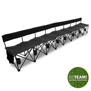 GoTeam Folding Camping Bench