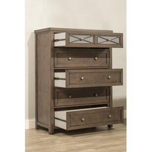 Ruddy 5 Drawer Chest