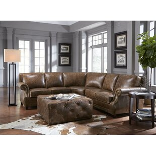 Minor Leather Sectional