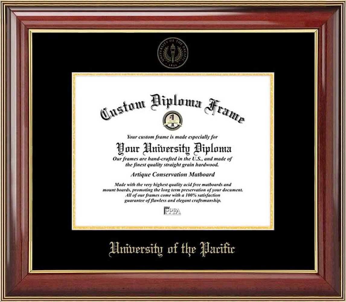 Diploma Frame Deals University Of The Pacific Picture Frame Wayfair