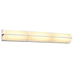 Ebern Designs Midhurst 3-Light LED Bath Bar