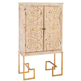 Ananda Tall Accent Cabinet by Statements by J