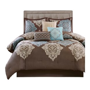 Ophelia & Co. Braden 7 Piece Comforter Set