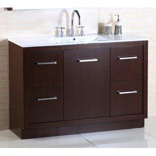48 Single Sink Vanity Set by Bellaterra Home