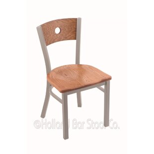 Lareau Solid Wood Dining Chair by Red Bar..