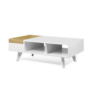 Deon Coffee Table with Tray Top