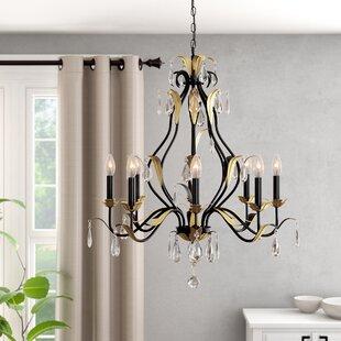 Astoria Grand Aspendale 8-Light Chandelier