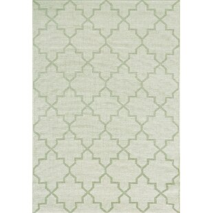 Natoma Green Indoor/Outdoor Area Rug