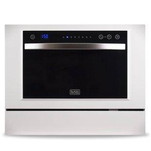 21.5 Countertop Dishwasher by Black + Decker