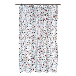 Read Reviews Deck the Halls Shower Curtain ByBen and Jonah
