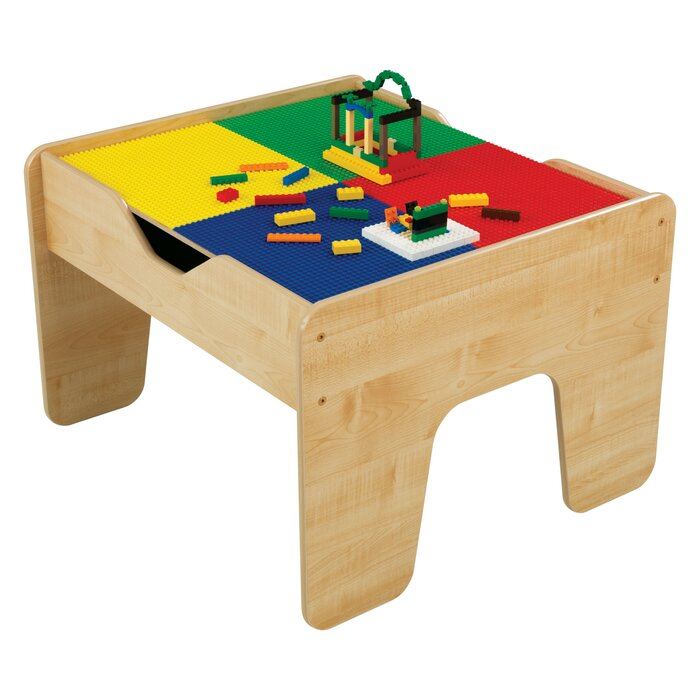 Wondrous 2 In 1 Kids Activity Table Andrewgaddart Wooden Chair Designs For Living Room Andrewgaddartcom