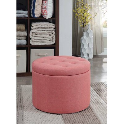 Magnificent Laurel Foundry Modern Farmhouse Stansell Tufted Storage Beatyapartments Chair Design Images Beatyapartmentscom