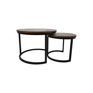 Collings 2 Piece Coffee Table Set By Williston Forge