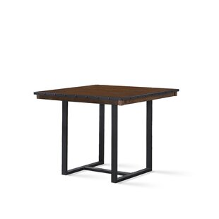 Word Counter Height Dining Table by Gracie Oaks
