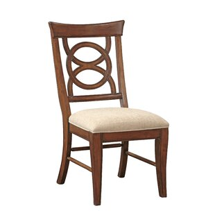 Frakes Upholstered Dining Chair (Set of 2) Bloomsbury Market