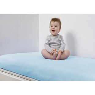 Best Choices Breathable and Waterproof Fitted Crib Sheet ByBSensible