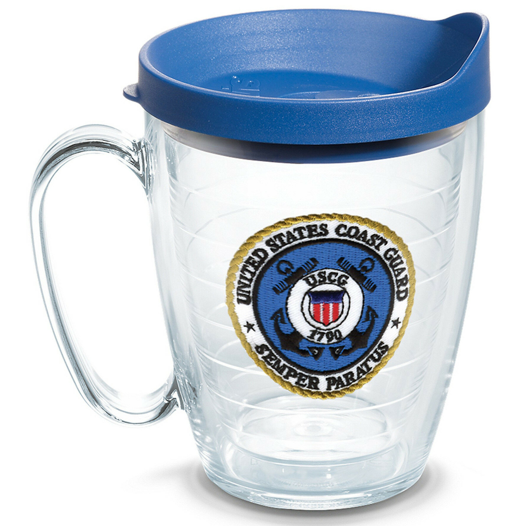 Tervis Tumbler Coast Guard Logo 16 Oz Travel Mug Wayfair