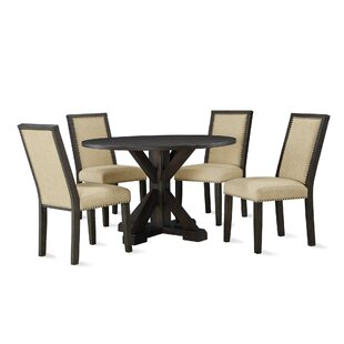 Johnsie 5 Piece Dining Set