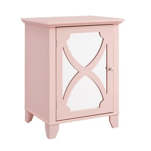 Kohut 1 Door Accent Cabinet by Ophelia & Co.