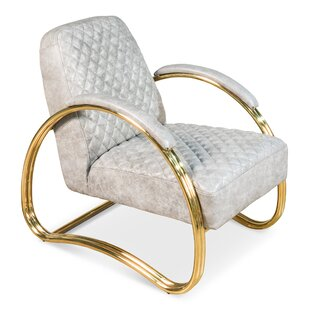 Zena Armchair by Everly Quinn