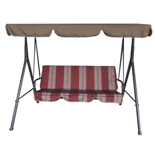 Find for 3 Seat Swing with Canopy Leaf Style Great Price