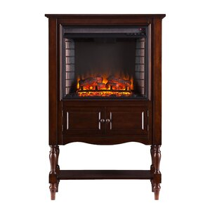 Roswel Wexford Electric Fireplace by Wildon ..