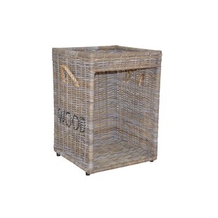 Rattan Wood Basket