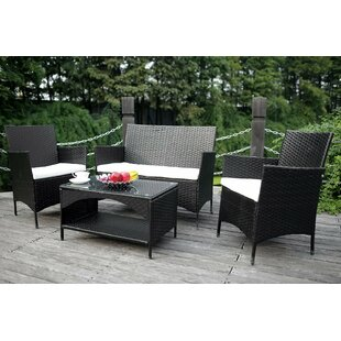 Merax 4 Piece Deep Seating..