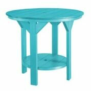 Patricia Plastic Bar Table by Rosecliff Heights 2019 Sale