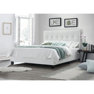 Latitude Run Tallman Queen Upholstered Platform Bed