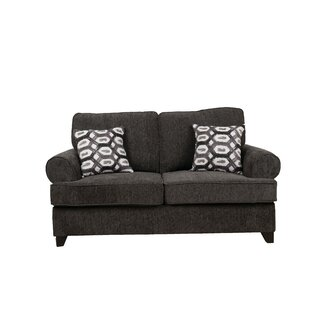 Price Check Jacquez Sleeper Loveseat by Alcott Hill Reviews (2019) & Buyer's Guide