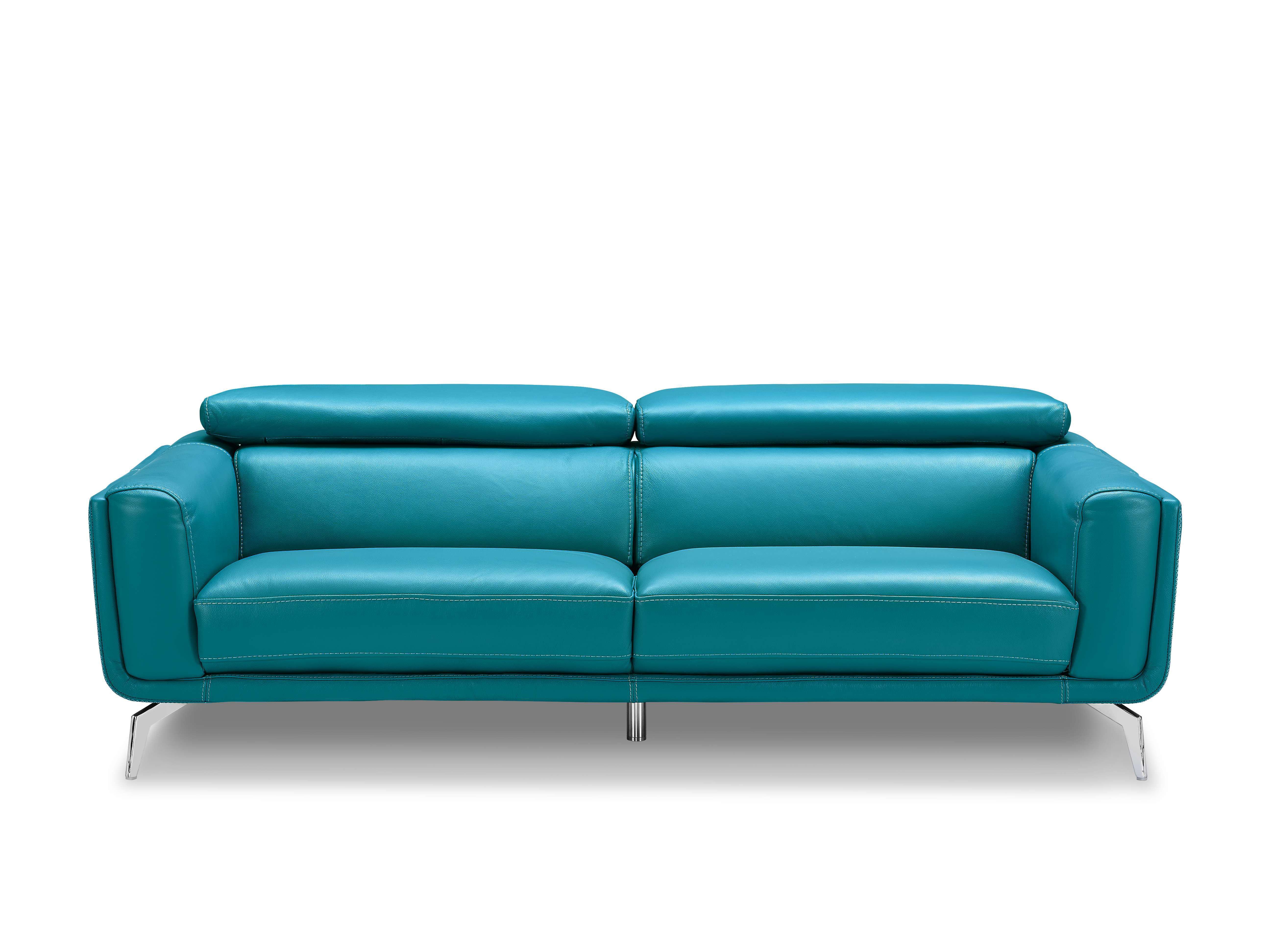 - Orren Ellis Lora Leather Sofa & Reviews Wayfair