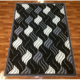 Best Review Crystal Gray Area Rug By Bekmez International Inc.