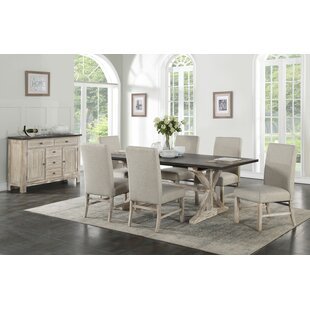 Olivier 8 Piece Dining Set