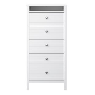 Spence 5 Drawer Chest By August Grove