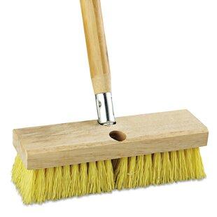 10 Polypropylene Deck Brush Head