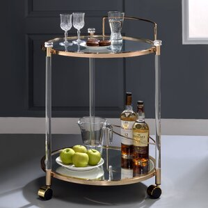 Todd Bar Cart by ACME Furniture
