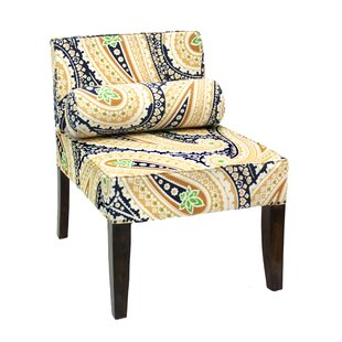 Affordable Isabelle Slipper Chair by Divine Home Reviews (2019) & Buyer's Guide