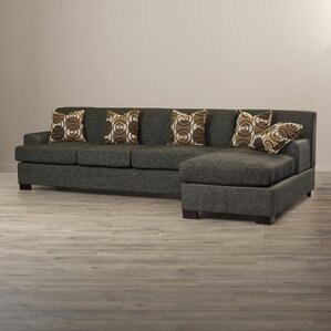 Mila Reversible Sectional by Zipcode Design