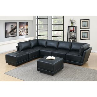 Latitude Run Kleiman 7 Piece Living Room Set