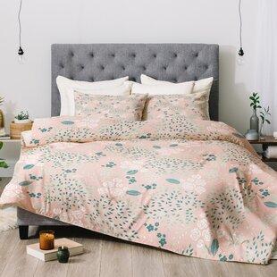 Iveta Abolina Camellia Comforter Set by East Urban Home