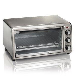 6 Slice Toaster Oven