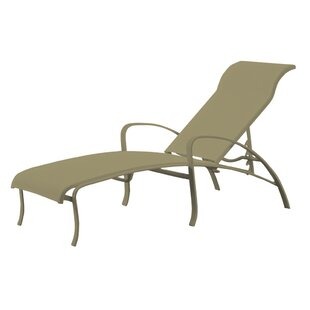 Tropitone Spinnaker Reclining Chaise Lounge