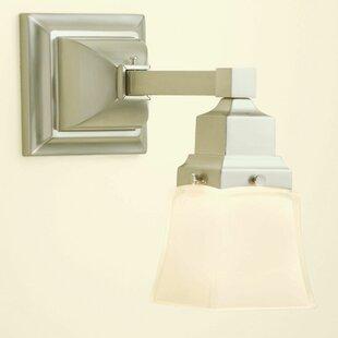 1-Light Bath Sconce by Robern