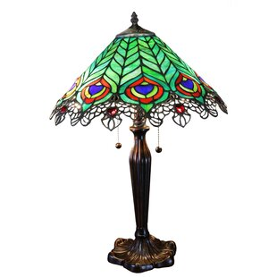 Allendale Peacock 23 Table Lamp